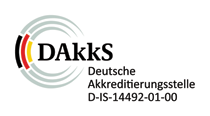 DAkkS Deutsche Akkreditierungsstelle D-IS-14492-01-00